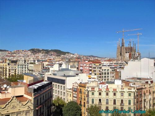 バルセロナでやっと合流