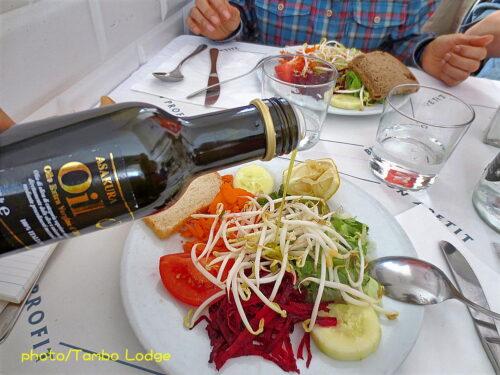 バルセロナのベジタリアン・レストラン「Arco iris」