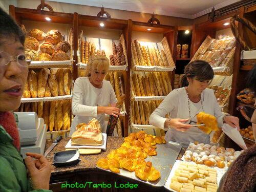 サンセバスティアン第1日目、まずは「朝食」を
