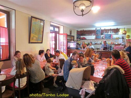 バスク料理のレストラン「Chez Pablo」