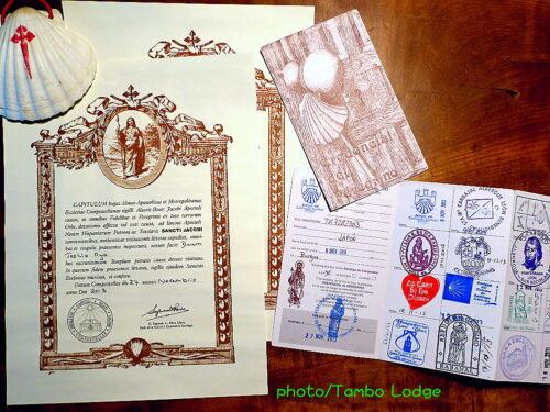 「巡礼証明書」と「クレデンシャル(巡礼手帳)」