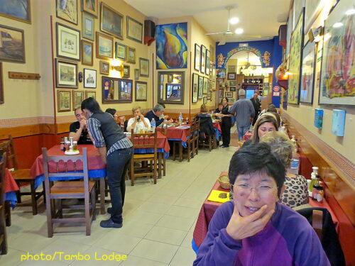 べジタリアン・レストラン「Garibolo」
