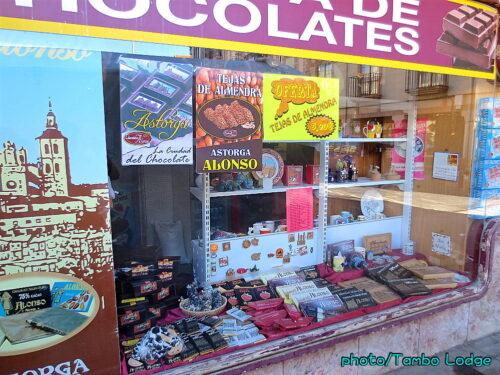 巡礼4日目(Hospital de Orbigo ⇒ Astorga)18㎞ チョコレートを求めて