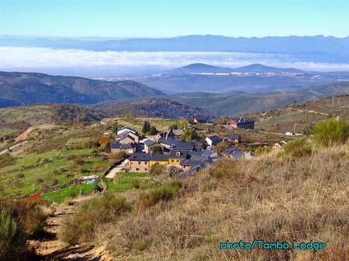 巡礼5日目(Rabanal de camino ⇒ El Acebo)17㎞ イラゴ峠を越える