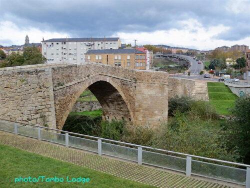 巡礼7日目(El AceboPonferrada ⇒ )16㎞ 古城の残る町へ