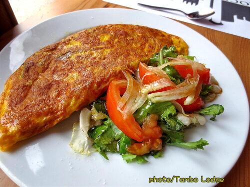 「Ponferrada」でのおいしい昼食!