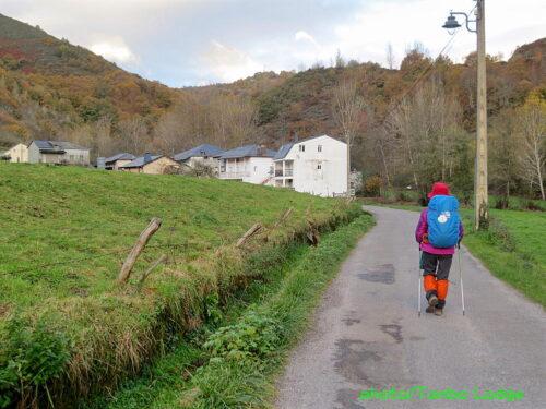 巡礼10日目(Ruitelan ⇒ O'Cebreiro)10㎞ まるで登山