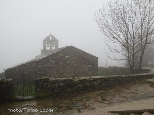 巡礼11日目(O'Cebreiro ⇒ Triacastela)20.7㎞ 嵐の峠越え