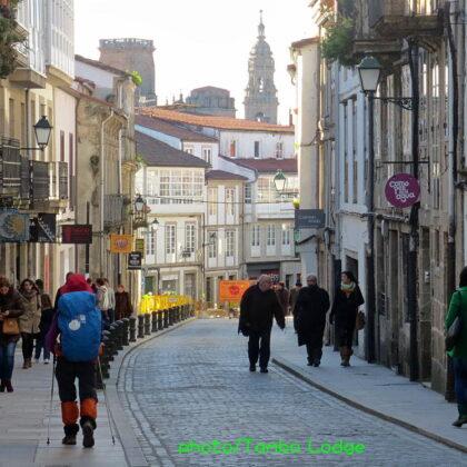 巡礼18日目(O Pedrouzo ⇒ Santiago de Compostela)20㎞ 聖地到着!