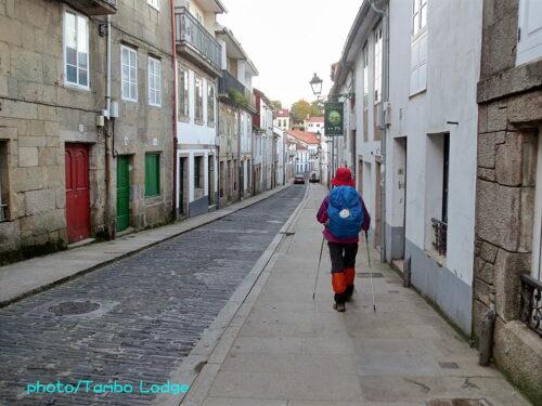 巡礼21日目(Santiago de Compostela ⇒ Olveiroa)54.3㎞ 西の果てへ