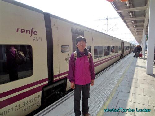 バレンシアへの旅