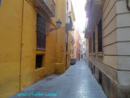 Valenciaの町を散策