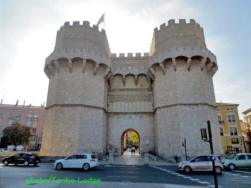 Valenciaの町を散策(2)