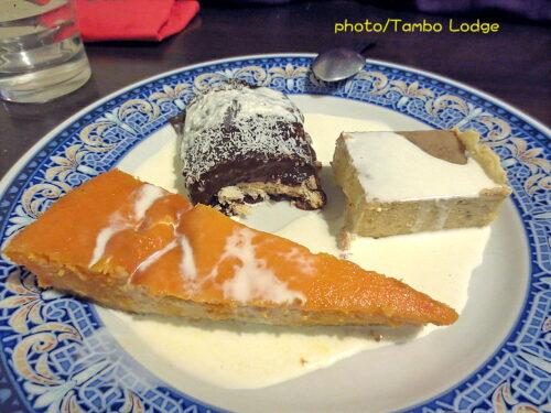 ベジタリアン・レストラン「La lluna」