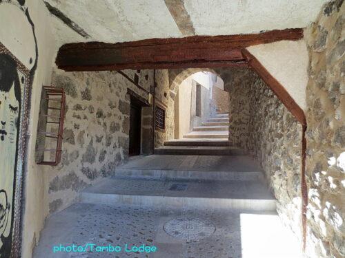 崖っぷちの町「Cuenca」を歩く
