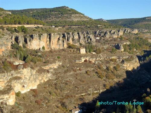 「Cuenca」でのランチと散策