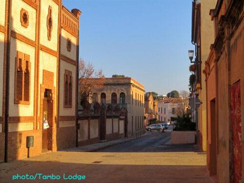 世界遺産のガウディ建築、Colònia Güell