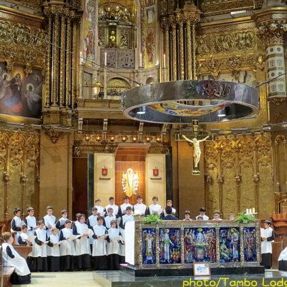 Montserrat(モンセラート)の少年聖歌隊