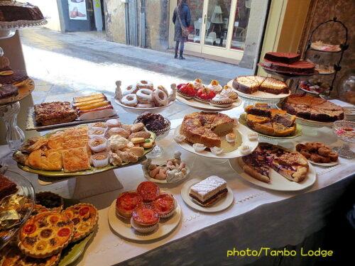 伝統菓子のお店「Caelum」