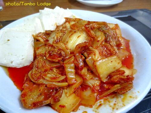 バルセロナでの最後の夕食は「韓国料理」