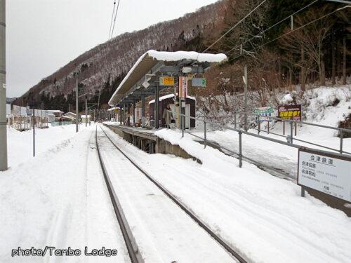 旅行記最終回・・雪のタンボ・ロッジへ
